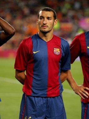 Gianluca zambrotta Barselona