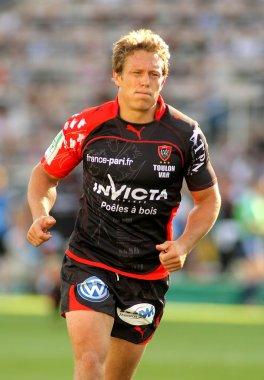 Toulons's Jonny Wilkinson