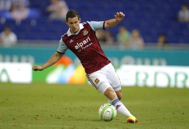 Matt Jarvis of West Ham United