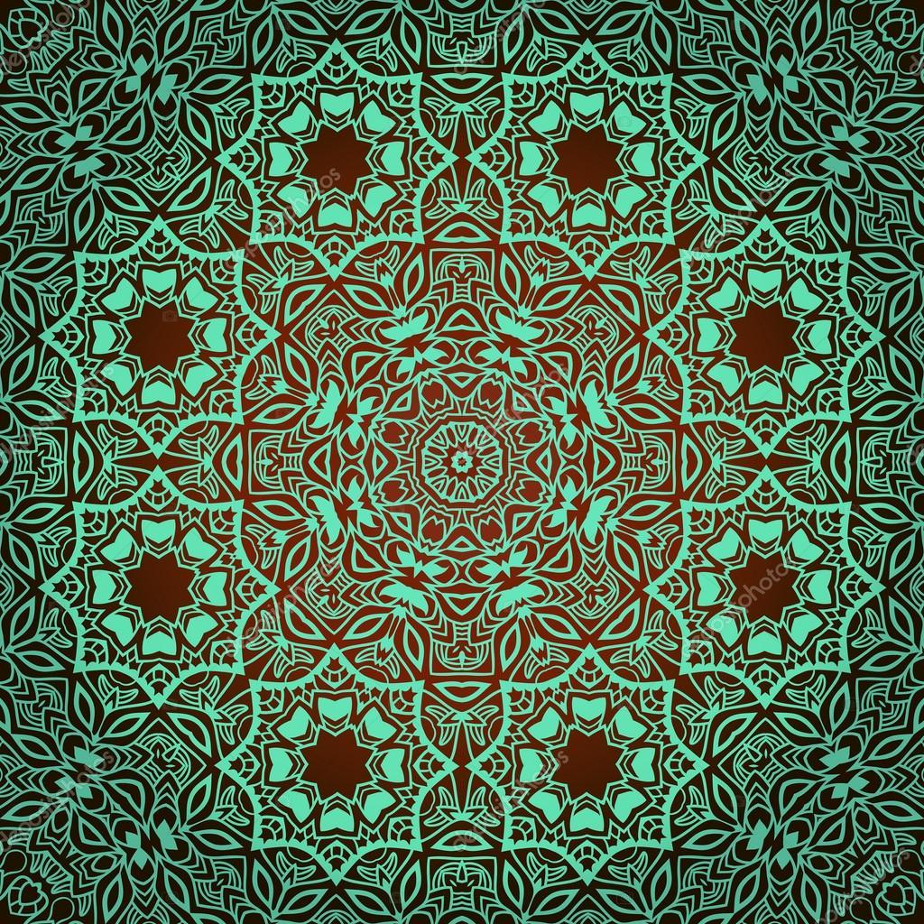spitze orientalisch t rkis nahtlose ornament dekorative deckchen pat stockvektor jgo2601. Black Bedroom Furniture Sets. Home Design Ideas
