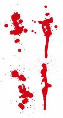 Blood Spatter I