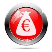 Euro pytel ikona