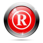 registrované ikona