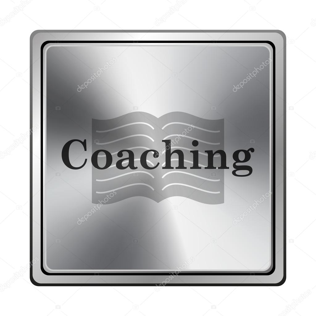 coaching icon stock photo valentint 36559971