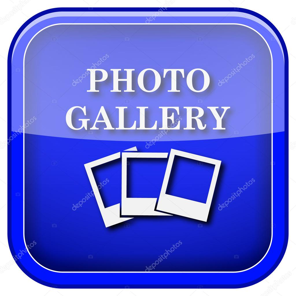 Gallery icon stok fotoğraflar | Gallery icon telifsiz resimler, görseller |  Depositphotos