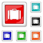 Kufr ikona