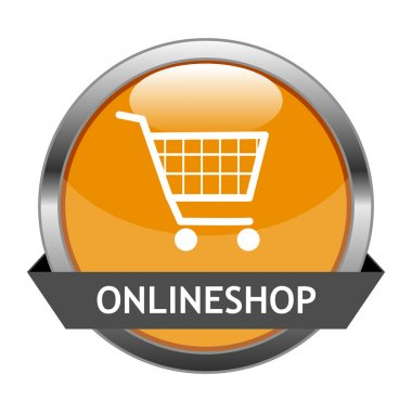 Vector Button Onlineshop