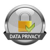 Vektor gomb adatvédelem
