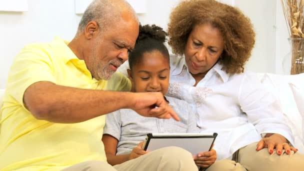 etnické generace bezdrátový tablet domácí interiér