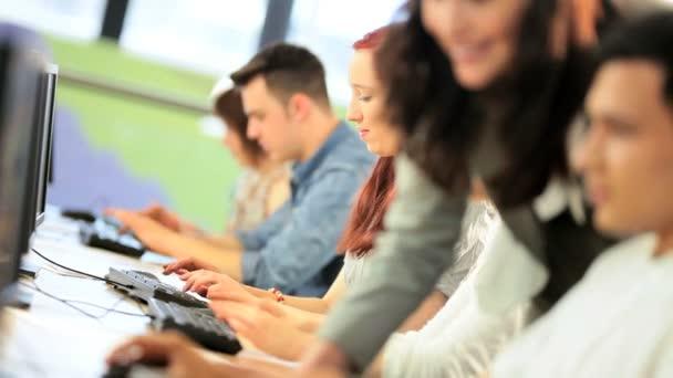Osztálytársai kutatása, számítógépes terem ismeretek