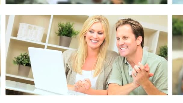 Montage Couples Using Wireless Technology