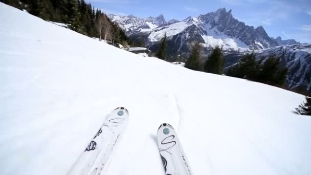 sjezdové lyžování