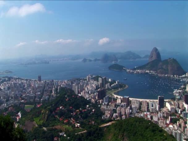panoramatický pohled na rio de janeiro