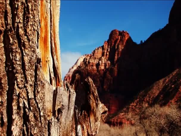 krásy přírody v národním parku