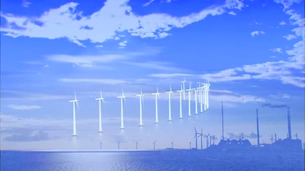 raccolta, selezione di immagini commerciali per la produzione di energia rinnovabile