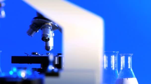 Laboratóriumi berendezések használják tudományos kutatások