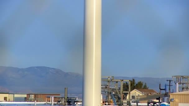 čisté sluneční elektrárna