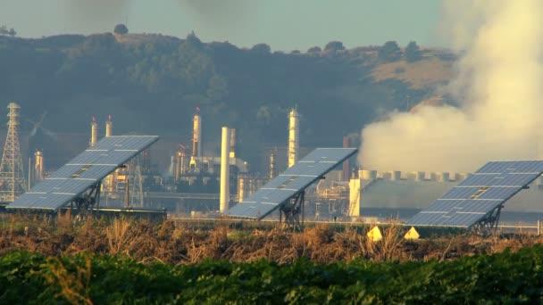 Výroba čisté solární energie
