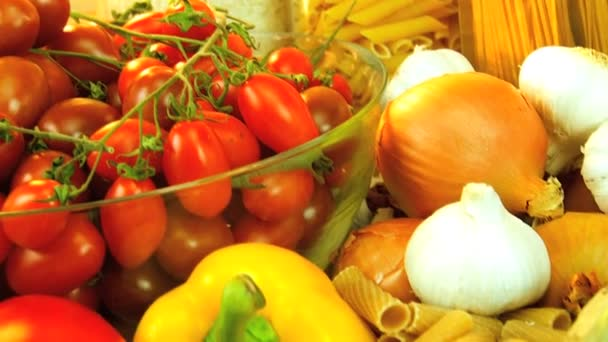vegetariánské jídlo ingredience