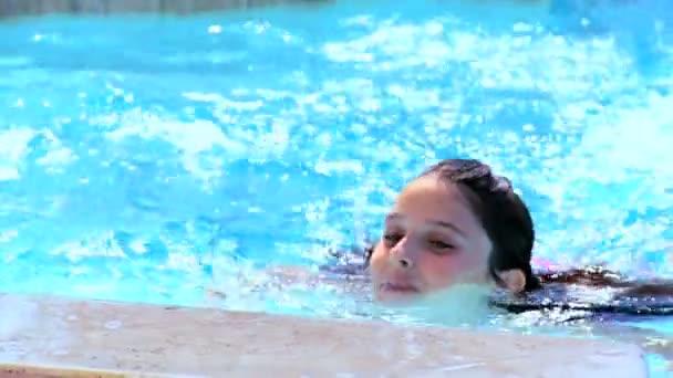 plavání životní styl dětí