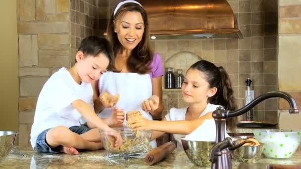 Rodinný domácí kuchyně