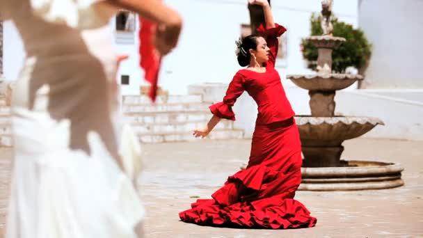Traditional Flamenco Dancers