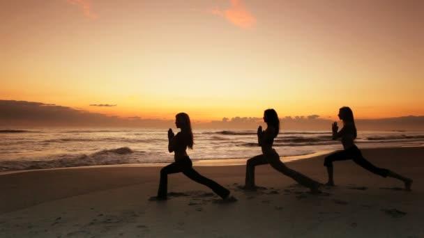 cvičení jógy zdravého životního stylu