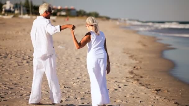 Carefree Retired Couple