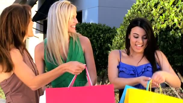 Female Retail Therapy