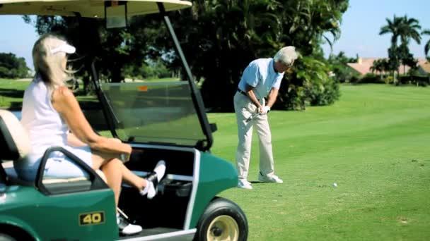golfové důchodové životní styl