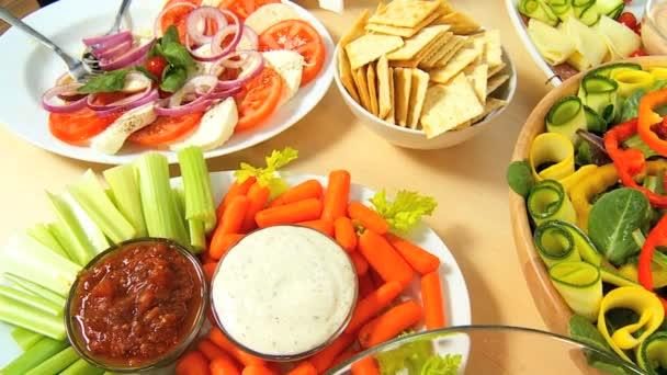 čerstvé potraviny zdravého životního stylu