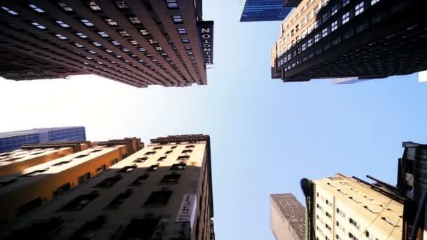 pohled z vysokého úhlu městské byty