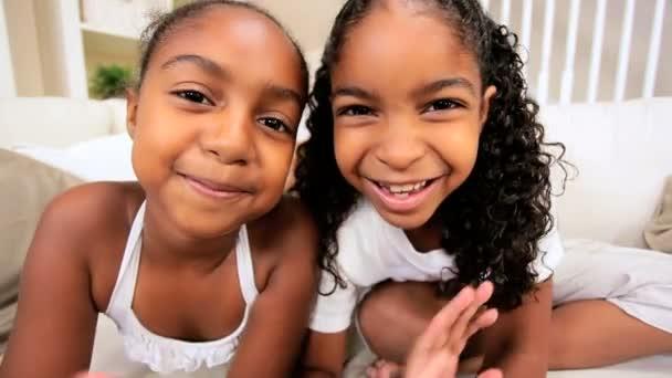 africké americké děti pomocí online web chat
