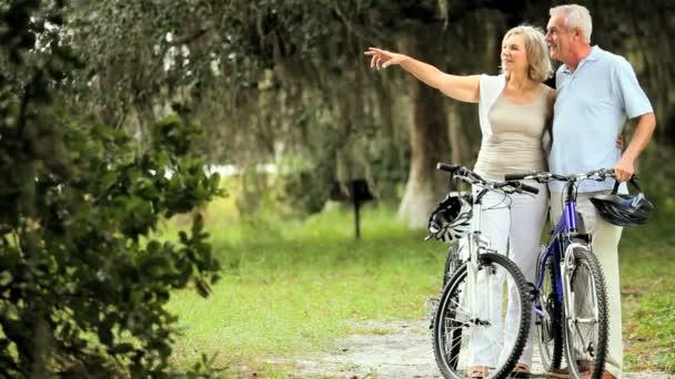 zdravé cyklistické cvičení pro seniory