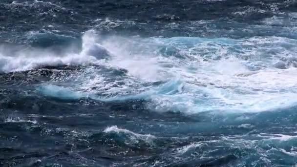 Vad víz óceán hullámai