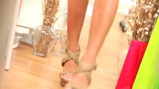 Kipróbálás-ra piros Stiletto cipők