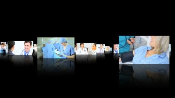 lékaři v nemocnici lékařské