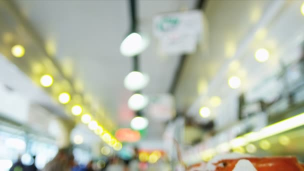 nyilvános piacon található híres halpiac, seattle, Amerikai Egyesült Államok