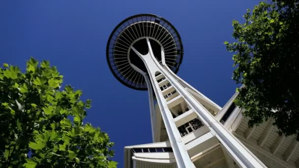 Space Needle Observatory, Seattle USA
