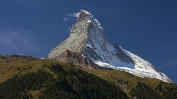 Majestic Matterhorn slopes