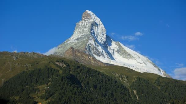 Morning view of Matterhorn Peak
