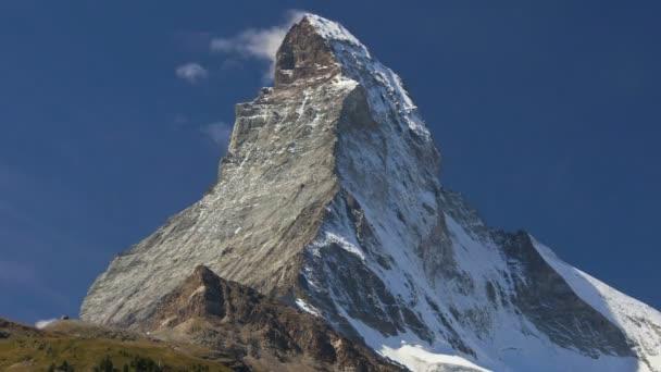 Cloud vortices on Matterhorn peak