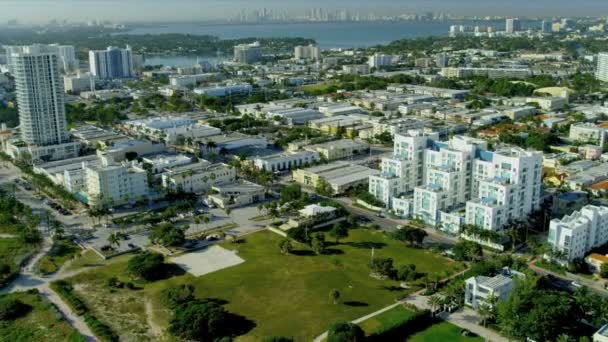 Veduta aerea miami beach resort hotel