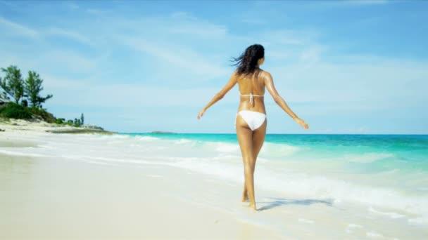 Barefoot Girl Luxury Beach Vacation