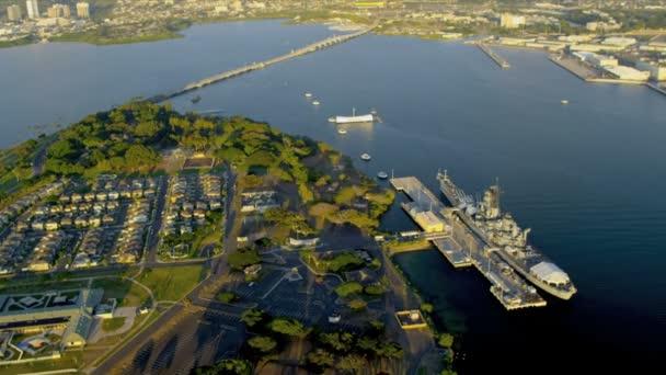 Bitevní loď Missouri, Pearl Harbour, Havaj