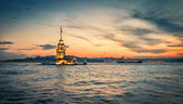Photo Maidens tower - Istanbul, Turkey