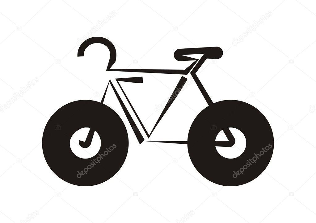 Icona Di Bici Vettoriali Stock Blumer 1979 41346811