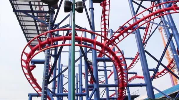 zábavní park, brooklyn coney island, new york