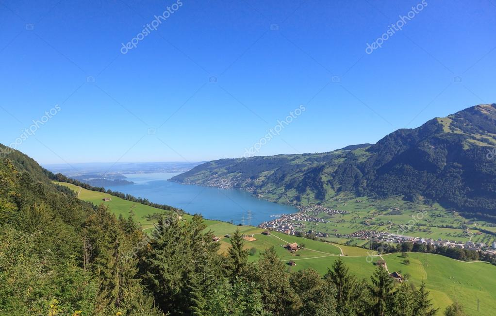 view from mt rigi switzerland stock photo photogearch 42678743