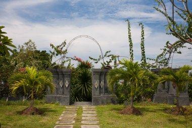 Boudda monastery, Bali